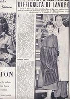 (pagine-pages)AUDREY HEPBURN   Oggi1955/47. - Autres