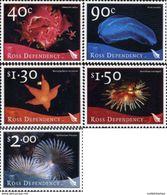 NEW * - NEW ZEALAND. Ross Dependency . 2003. MARINE FAUNA. FAUNA MARINA - Ross Dependency (New Zealand)