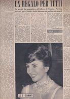 (pagine-pages)LIZ TAYLOR   Gente1959/50. - Autres