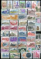 Frankreich France Zusammenstellung/Lot Postfrisch MNH - Buildings - Frankreich