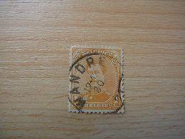 (24.06) BELGIE 1915  NR 135 Mooie Afstempeling WANDRE - 1915-1920 Albert I