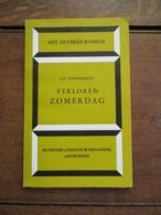Boek  VERLOREN   ZOMERDAG   Door LIA  TIMMERMANS 1965 - School