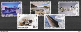 Ross 2005 NEW ZEALAND Polar ANIMALS MARINE MAMMALS WHALES - Ross Dependency (New Zealand)