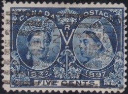 Canada  .  SG   .   128     .    O      .   Cancelled.   /   .  Oblitéré - Used Stamps