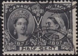 Canada  .  SG   .   121    .   (2 Scans)   .   *    .   Cancelled.   /   .  Oblitéré - Unused Stamps