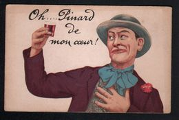 Theme Alcool, Oh Pinard De Mon Coeur - Caffé