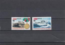 Cuba Nº 4404 Al 4405 - Unused Stamps