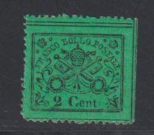 Etats Pontificaux 1867 Yvert 19 ** TB - Etats Pontificaux