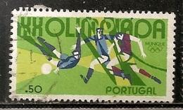 PORTUGAL     N° 1156   OBLITERE - 1910-... République