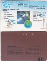 139a/ Kuwait; P8. Telecommunication - Koweït