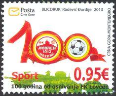 2013, Sports, Montenegro, MNH - Montenegro