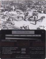 155/ Kuwait; P 46. The Port, CP 39KWTE - Kuwait
