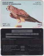 156/ Kuwait; P49. Hawk, CN 39KWTM - Kuwait