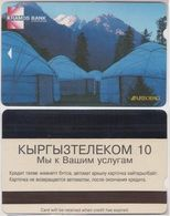 159/ Kyrgyzstan; P1. The Jurts - Kyrgyzstan