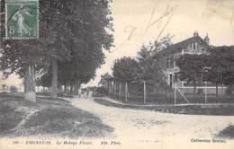 78 - FRENEUSE : Le Halage Fleuri - CPA - Yvelines - Freneuse
