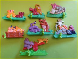 KINDER PUZZLE K97 FRANCE 1996 - Puzzles