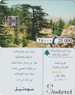 162/ Lebanon; Cedar - Liban