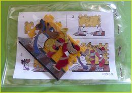 KINDER PUZZLE K99 N9 FRANCE - Puzzles