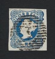 PORTUGAL 1853 D. MARIA II 25r Nº 2c - 1853 : D.Maria