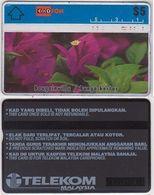 167/ Malaysia; P6. Bougainvilla, CN 208A - Malaysia