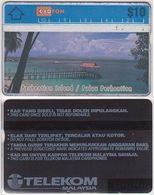 168/ Malaysia; P5. Pehentian Island, CN 108A - Malaysia