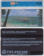 169/ Malaysia; P7. Perhentian Island, CN 108D - Malaysia