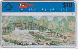 171/ Malaysia; P15. The Mining, CN 210B - Malaysia
