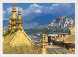 TIBET - AK 381630 Lhasa - Dazhao Temple - Tibet