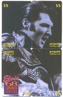 Elvis Presley, CTOA,  4 Prepaid Calling Cards, PROBABLY FAKE, # Elvis-1 - Puzzles