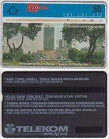 176/ Malaysia; P27. Green Within The City, CN 304E - Malaysia