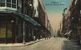 VALENCIA. CALLE DE PERIS Y VALERO - Valencia
