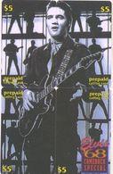 Elvis Presley, CTOA,  4 Prepaid Calling Cards, PROBABLY FAKE, # Elvis-2 - Puzzles