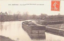 Brèves   474         Le Canal Du Nivernais ( En Amont, Péniche ) - Altri Comuni