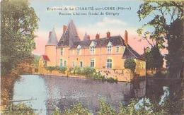Gerigny   476        Ancien Château Féodal De Gérigny - Guerigny