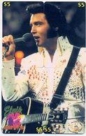 Elvis Presley, LDPC,  4 Prepaid Calling Cards, PROBABLY FAKE, # Elvis-3 - Puzzles