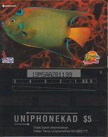 181/ Malaysia; Fish, 19MSAA - Malaysia