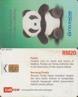 185/ Malaysia; Panda - Malaysia