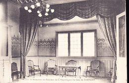 SAMPIGNY - Salon De Réception à La Gare  (1915)  -381- - Francia