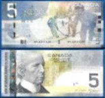 CANADA 5 DOLLARS   N° HPJ4796009 - Canada