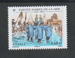 TIMBRE -  2015  -  N° 4937 - La Confrérie Des Saintes Marie De La Mer  -  Neuf Sans Charnière - France