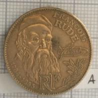 10 Francs , François Rude, République Française, 1984, TTB (A) - France