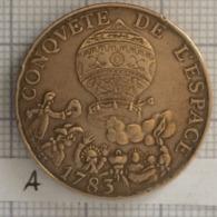 10 Francs , Conquête De L'espace, République Française, 1983, TTB (A) - K. 10 Franchi
