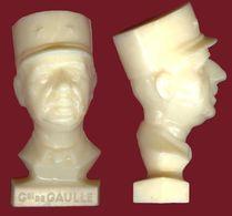 ** BUSTE  GENERAL  DE  GAULLE ** - 1939-45