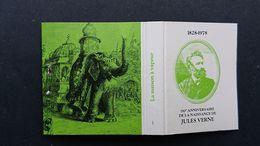 Boîte D'allumettes Jules Verne - 8 Boites - Boites D'allumettes