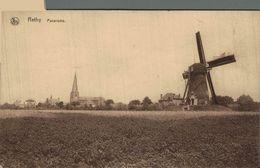 RETIE RETHY Panorama- Molen MOULIN MILL VENT  ANTWERPEN  ANVERS Bélgica Belgique - Retie