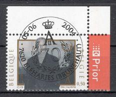 BELGIE: COB 3289 Eerste Dag Afstempeling. - Bélgica