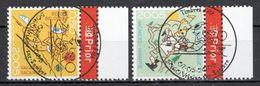 BELGIE: COB 3399/3400 Eerste Dag Afstempeling. - Bélgica