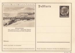 Deutsches Reich Postkarte P236 1934 - Germania