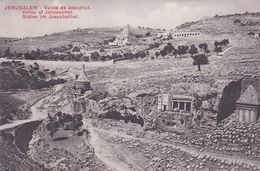 PALESTINE (ISRAEL) JERUSALEM. Vallée De Josaphat - Palestine