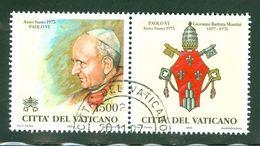 Vatican; Scott # 1148; Usagé  (9168) - Vatican